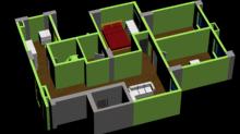 3D房间类型展示