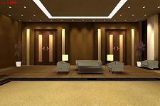 3D 大厅