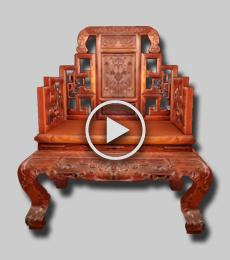 红木家具凳子